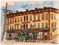 The Second Eldridge House Built in 1863 By Colonel S. W. Eldridge. Razed in 1925 By W.G. Hutson.