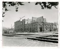 Demolishing Santa Fe Depot