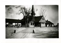 Union Pacific Railroad Station