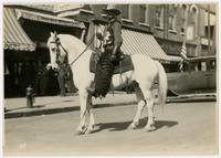 James A. Messer, patrol (75th Anniversary Historic Parade)