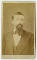 Portrait of a man with a beard and mustache