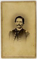 Lieutenant Robert A. Tracy (1st Kansas)