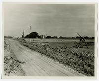Brune brothers farm after flood (1951 Flood)