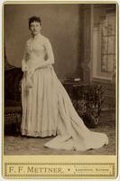 Harriet Haskell MacDonald, wedding portrait