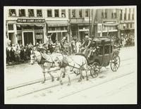 Stagecoach from Leavenworth (75th Anniversary Historic Parade)