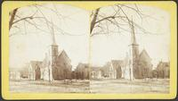 Universalist Church, corner of Kentucky and Quincy (11th)
