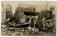 Probably the Iron Works at 609 New Hampshire Street (1911 Tornado)