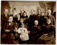 Family portrait, possibly Riggs