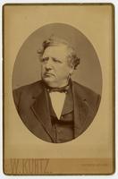 Judge John Palmer Usher, ca. 1875-1880