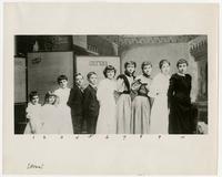 Grandchildren of Lathrop Bullene