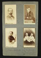 Reddington family portraits