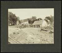 Destroyed houses (1903 Flood)