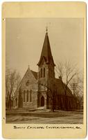 Trinity Episcopal Church, Front and Side View