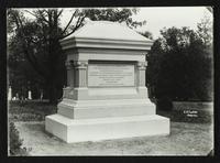 Citizens' Memorial Monument for Quantrill's Raid