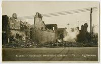 Burning of Bowersock Opera House