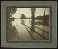Railroad tracks (1903 Flood)