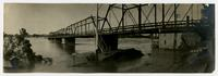 River and bridge (1903 Flood)