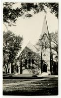 Trinity Episcopal Church, Front View