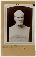 Statue of Eli Thayer, New England Emigrant Aid Co.