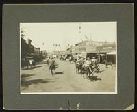 Wakarusa No. 43, Central Protective Association (Semi-Centennial Parade)