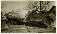 Harry Richards[on] residence, 631 Mississippi Street (1911 Tornado)