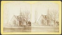 English Lutheran Church, corner of New Hampshire and 11th