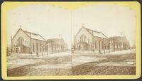 Presbyterian Church, chapel school and central school