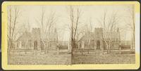 Trinity Episcopal Chapel, front