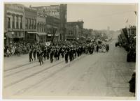 Lawrence Boy Band, Lawrence city schools (75th Anniversary Historic Parade)