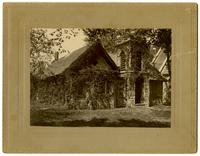 Trinity Episcopal Chapel, Front and Side View