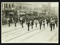 KU band (75th Anniversary Historic Parade)