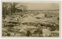 Ice gorge, Lawrence