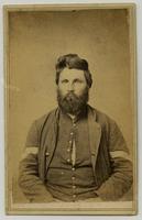 """Horace Cole (Co. """"D."""", 1st Kansas)"""