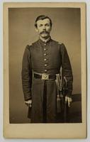 Captain Abe Funk (1st Kansas)
