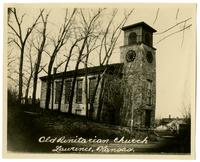 First Unitarian Church, View of South Side