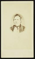 Small portrait of a portly man with a bowtie and no facial hair