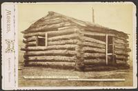 First House Built in Lawrence by Clark Stearns, Massachusetts St.