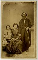 Dr. and Mrs. James Leibey and child