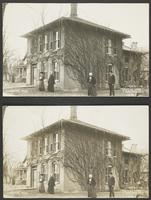 Prentiss Home, Annie Soule and Frank (Son), 1100 Massachusetts
