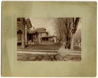 Banks Residence (Looking North on Tennessee), 1345 Tennessee