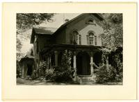 James Lane House, Front View