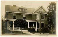 E. Baldwin Residence, Lakeview?