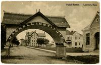 Haskell Institute Entrance
