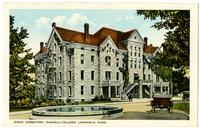 Haskell Institute- Girls' Dormitory