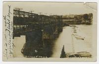 Bridge and Falls - Lawrence, Kansas