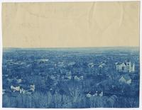 View of Lawrence, Looking Northeast from Fraser(?)