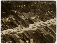 Aerial View of 8th and Massachusetts