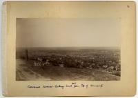 Lawrence View- Looking Northeast from University with Old Water Tower