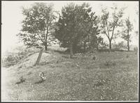 Site of Old Fort, Mt. Oread