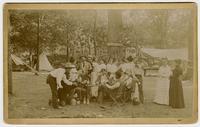 "Camping at Lakeview- ""Camp De Fish"""